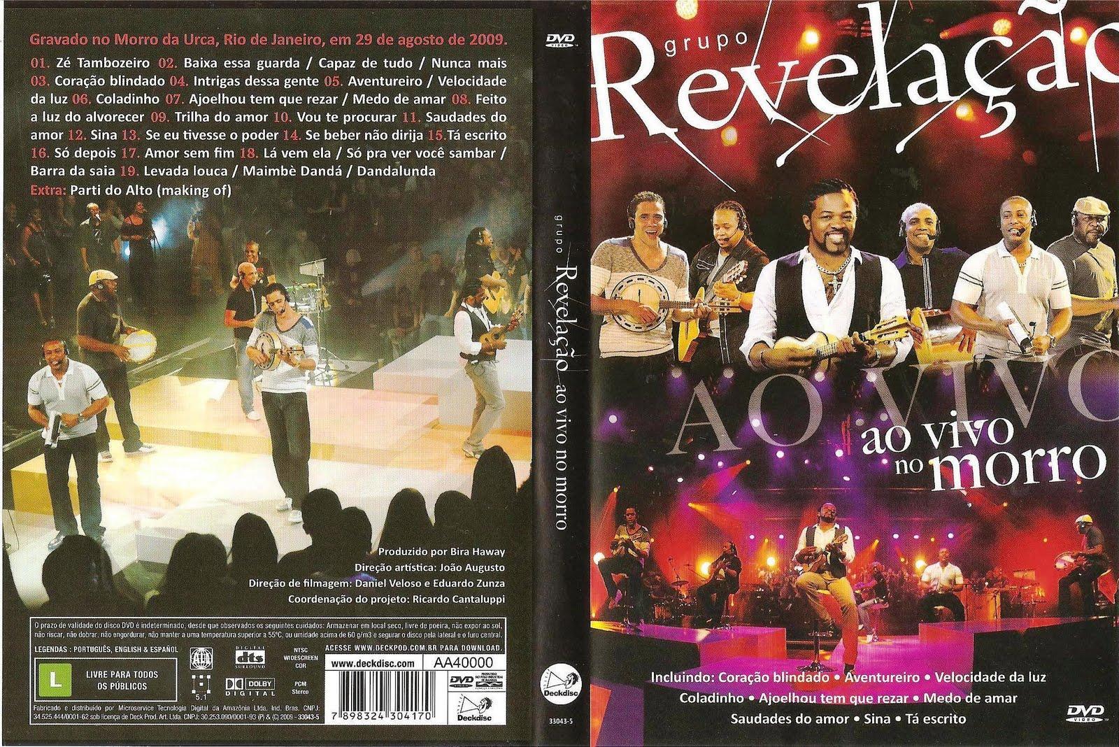 cd do revelao ao vivo no olimpo
